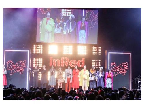 InRed「Red Hot Party」