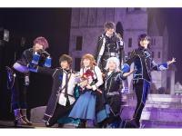 「イケメン革命◆アリスと恋の魔法  THE STAGE   Episode 黒のキング レイ=ブラックウェル」