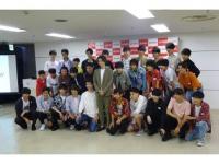 第31回ジュノン・スーパーボーイ・コンテストBEST30お披露目イベント