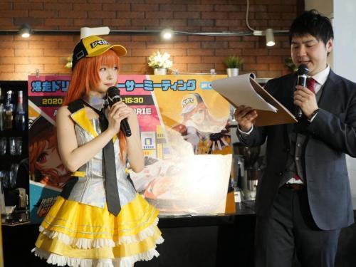 爆走ドリフターズ レーサーミーティング in Osaka