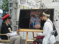 GALAXY Note Studioスペシャルイベント桜沢エリカがスマイレージを描いたら